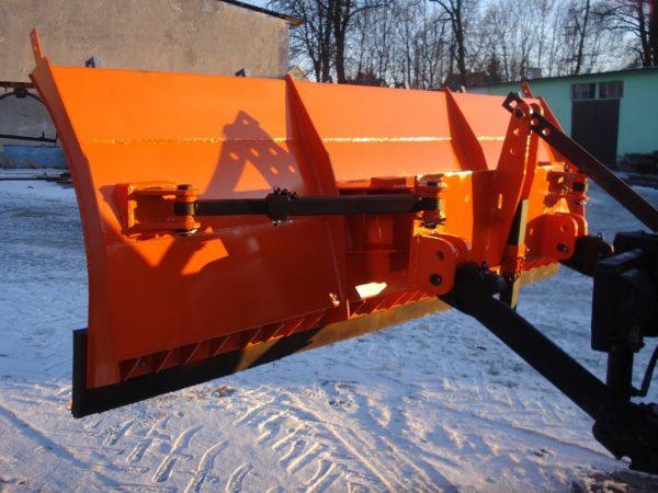 Pług do śniegu, szerokość 2.80 m