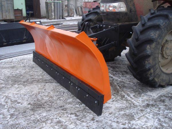 Pług do śniegu, szerokość 2.80 m, Case