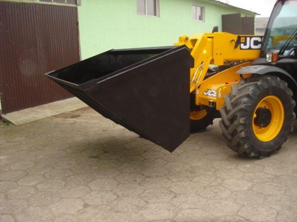 Łyżka szerokość 2.5 m JCB