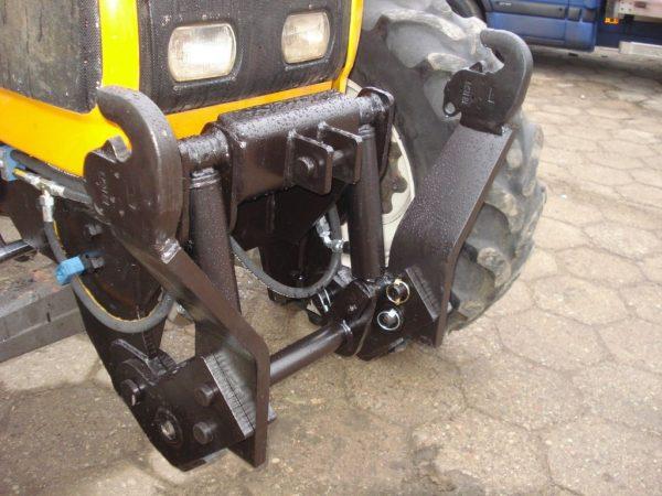 TUZ w ciągniku Renault