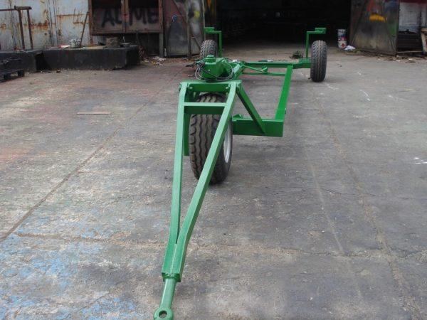 Wózek do przewozu hederu John Deere