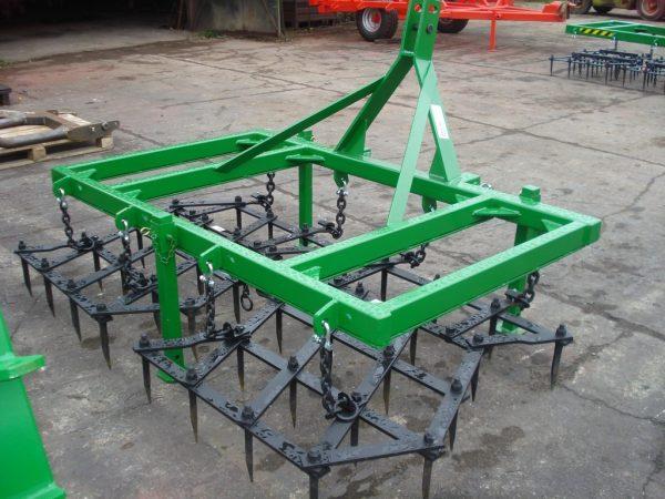 Rama bron 2 polowa, szerokość robocza 2.50 metra