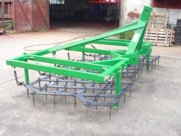 Rama bron 3 polowa, sztywna, szerokość robocza 3.20 metra