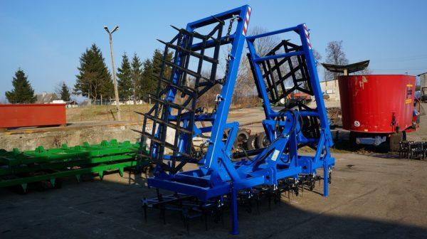 Rama bron 4 polowa sztywna, szerokość robocza 4.50 metra