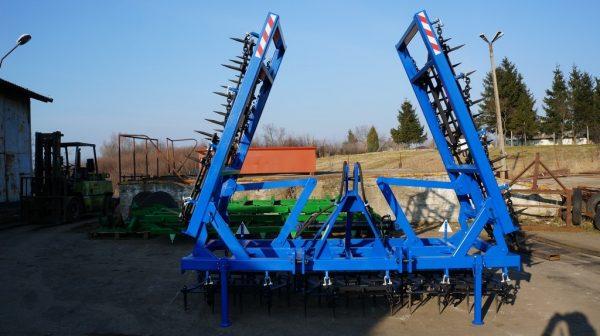Rama bron 7 polowa z hydrauliką, szerokość robocza 7.50 metra
