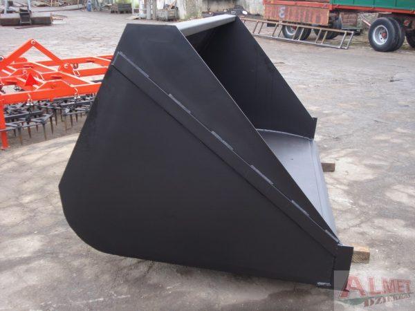 Łyżka JCB lemiesz ze stali HB 500 szerokość 2.50 m