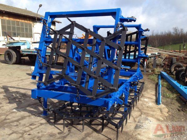 Rama bron 5 polowa z hydrauliką, szerokość robocza 5.50 metra