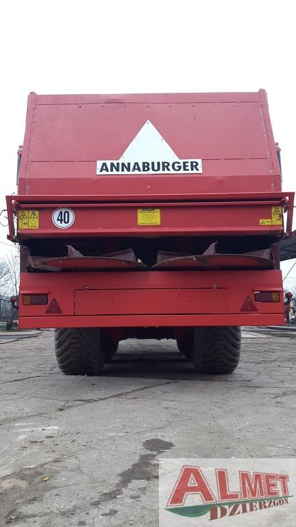 Remont główny rozrzutnika AnnaBurger