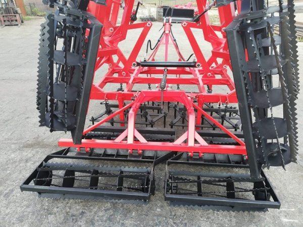 Agregat uprawowy, szerokość robocza 6.5 metra